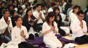 Bodhikusuma Sunday Puja-1