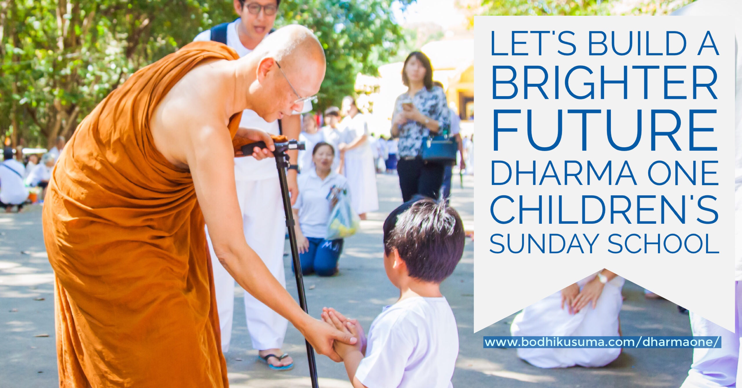 Dharma One Children's Sunday School